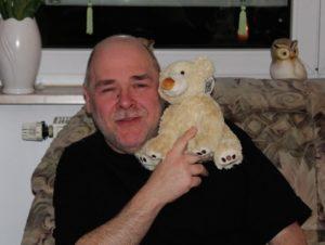 Ich und Tele-Teddy