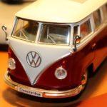 VW Bulli T1 Samba Modell