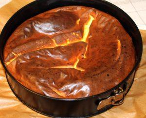 Low Carb Quarl-Käsekuchen ohne Teig