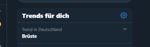 trends bei twitter
