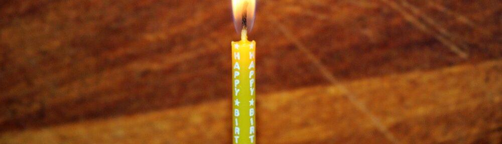 * Eine kleine Geburtstagsaktion *
