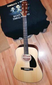 Westerngitarre - Fender