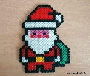 Buegelperlen-Weihnachtsmann-Nikolaus