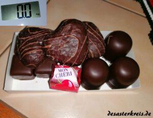 Kalorienbilanz nach Weihnachten