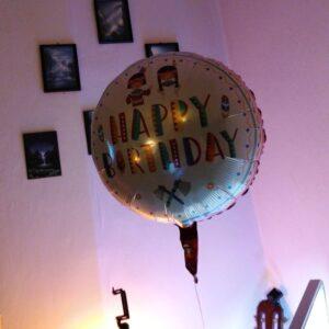 Geburtstagsballon