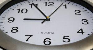 Clock 2021
