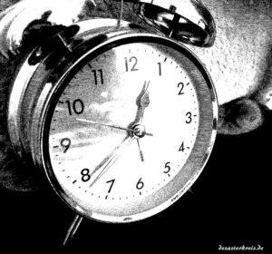Uhrumstellung