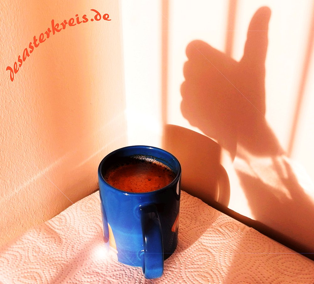 Der OK-guten-Morgen-Kaffe ;-)
